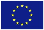 Flag of the European Union (formerly known as the European Community until 1992).